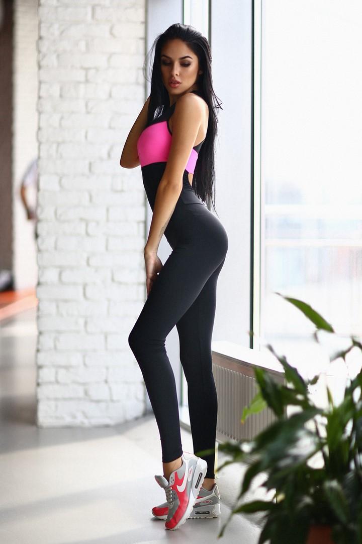 Спортивный комбинезон Perfect Pink