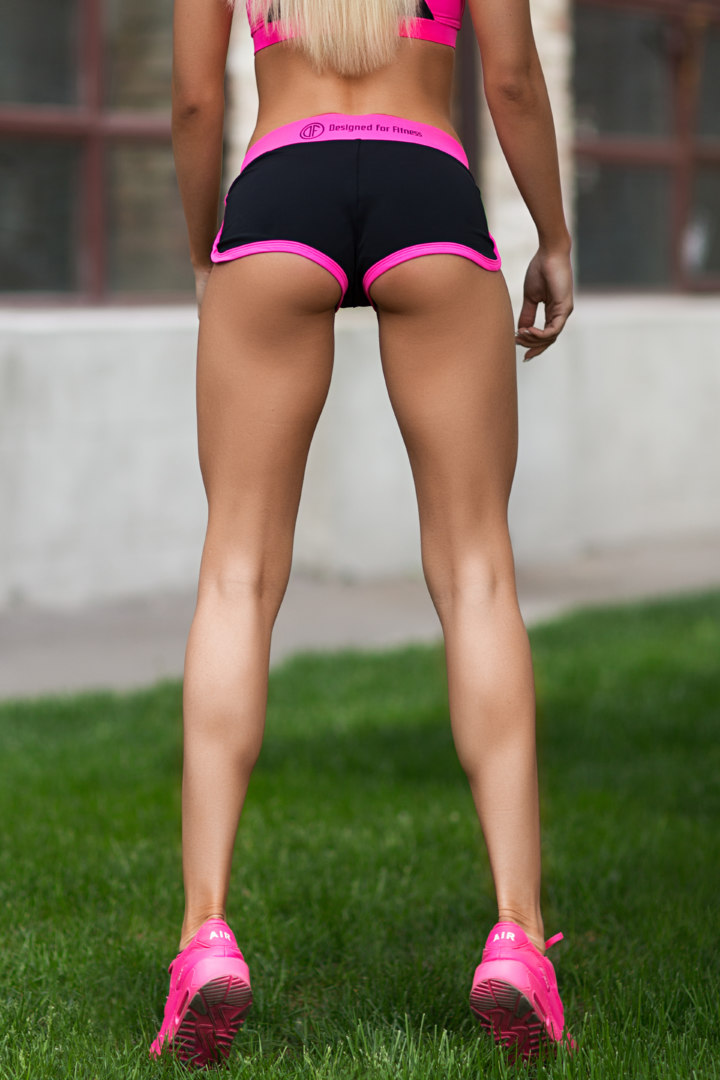 Женский шорты Short Pink