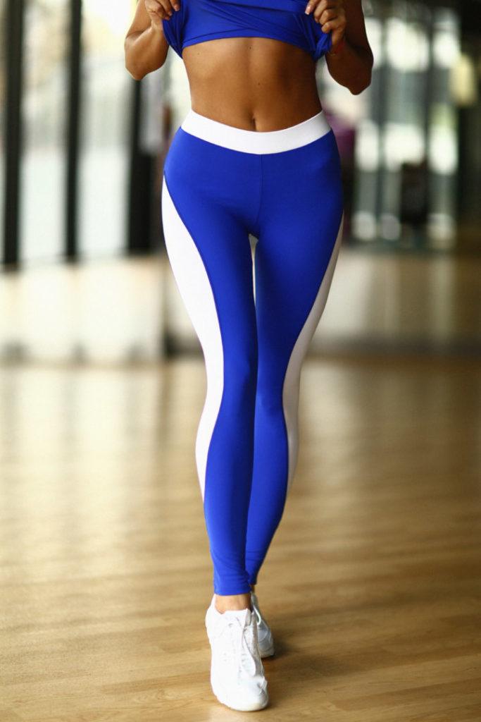 Женские лосины Basic Blue