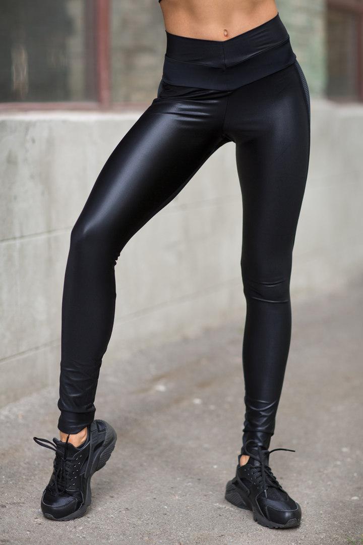 Спортивные лосины Disco Black