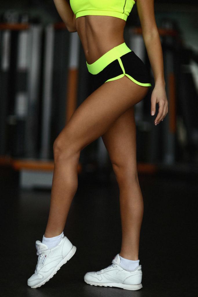 Спортивный шорты Short Lemon
