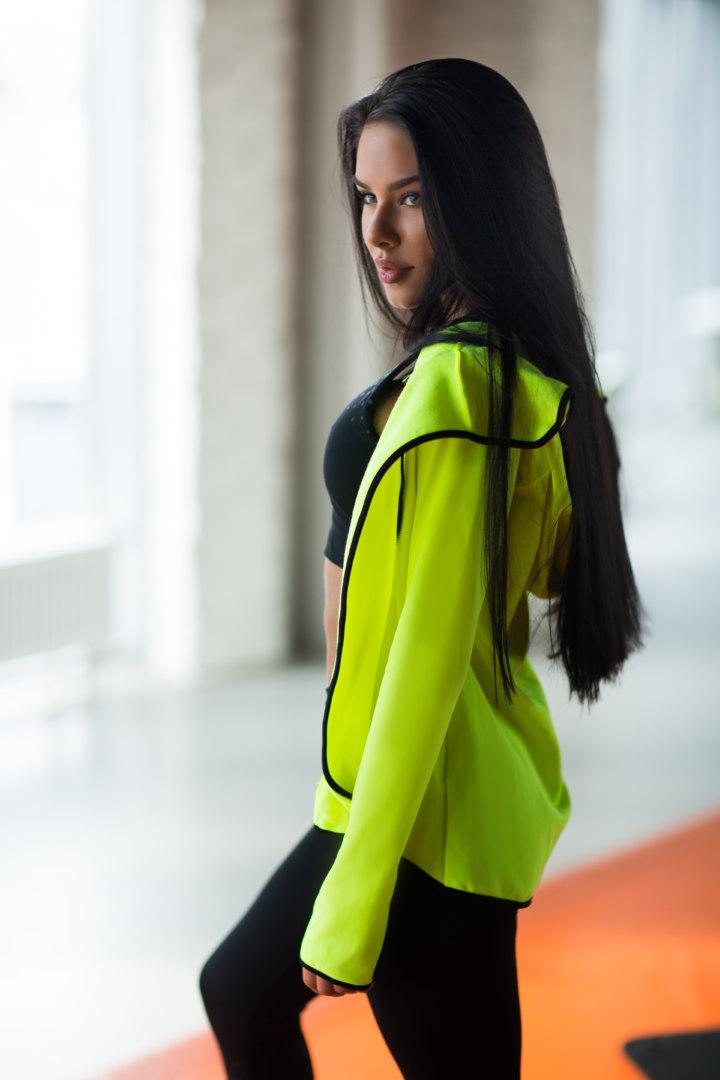 Спортивная курточка Lemon