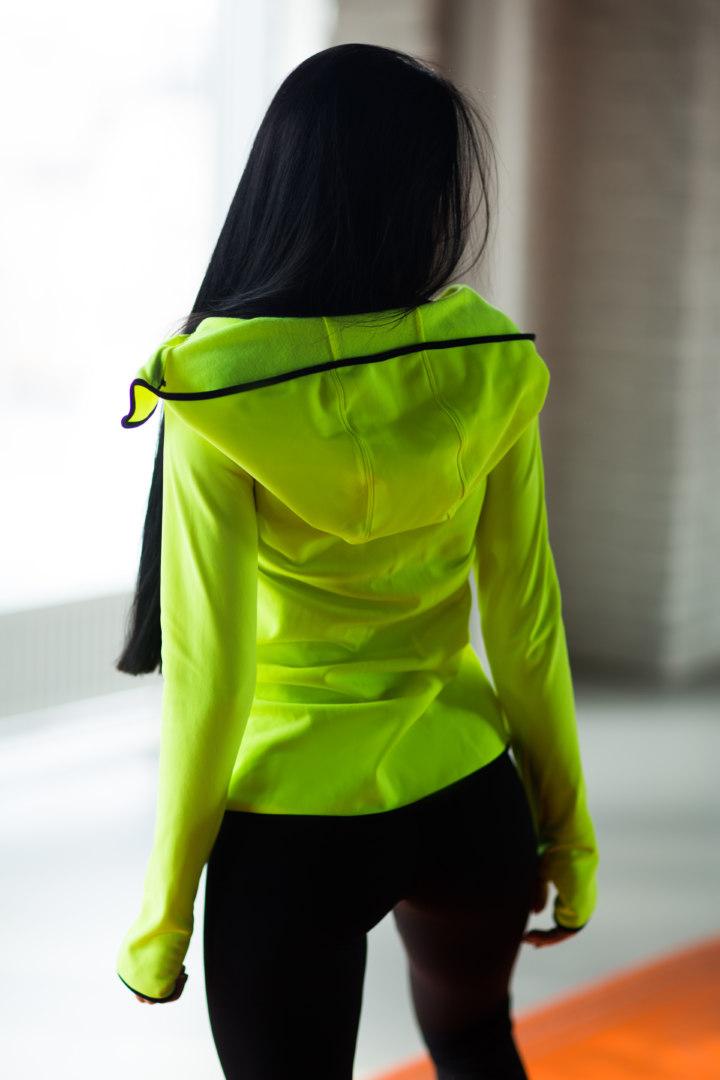 Женская курточка Lemon