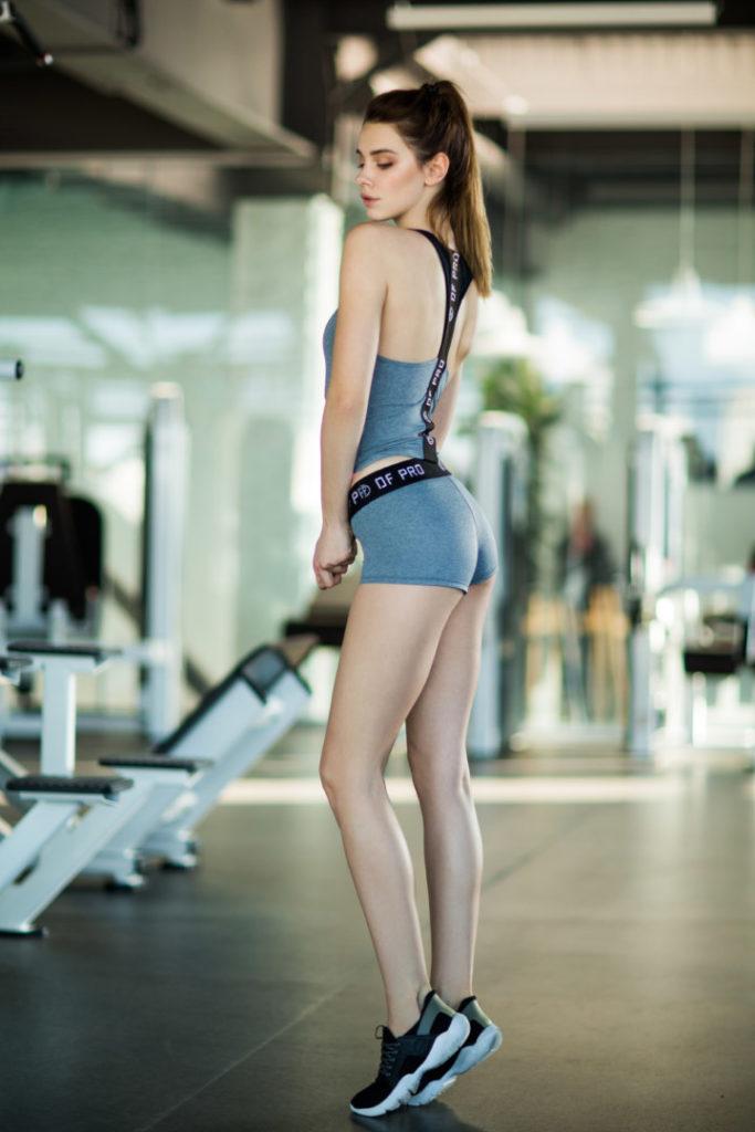 Комплект Pro Fitness Grey