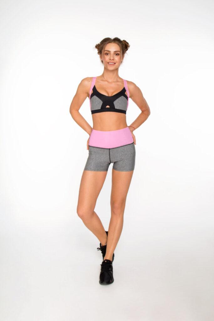 Одежда для тренировок, комплект для фитнеса