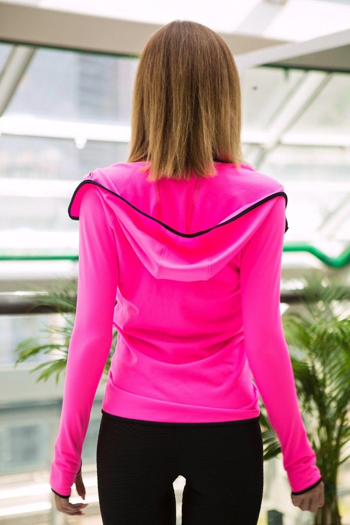 Спортивная женская курточка Fuchsia