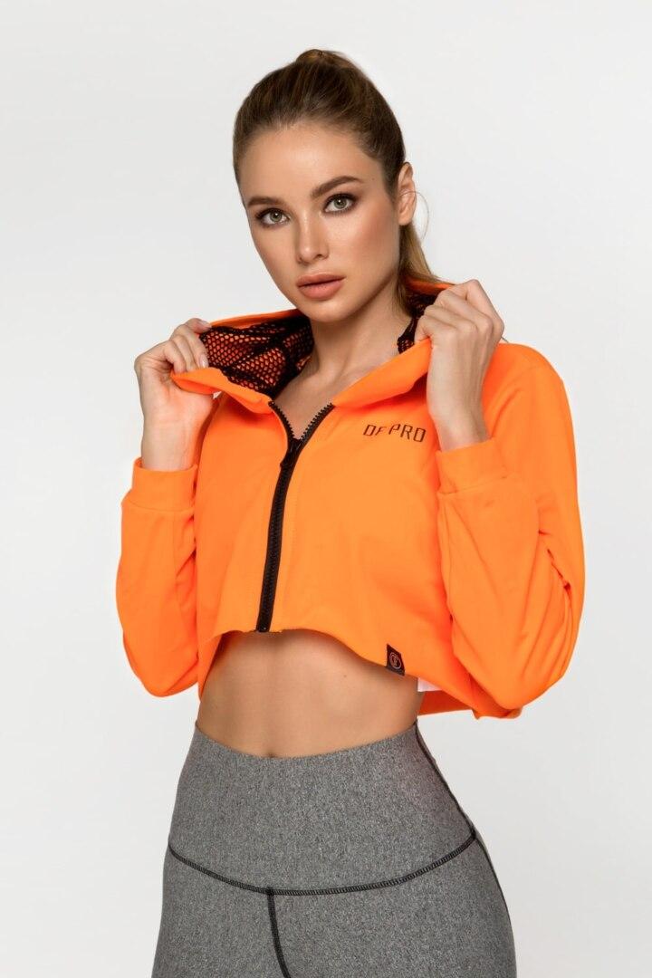 Женское худи Mandarin