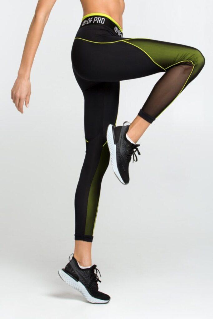 Спортивные женские леггинсы Pro High Waist Beat