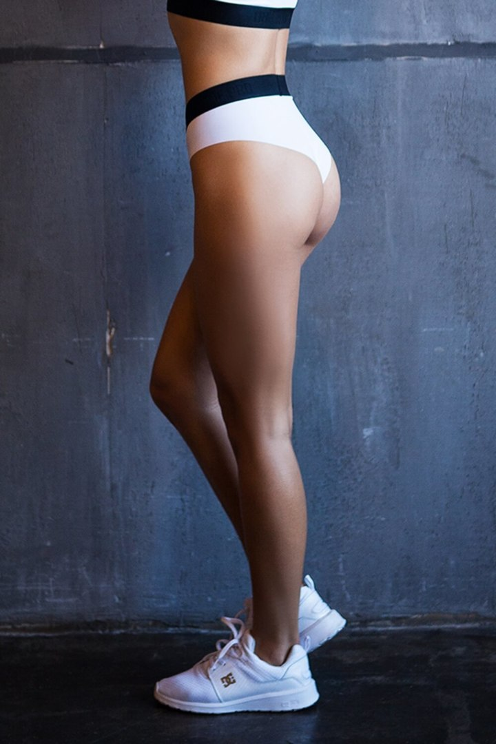 Спортивное белье стринги Sport Shorts White