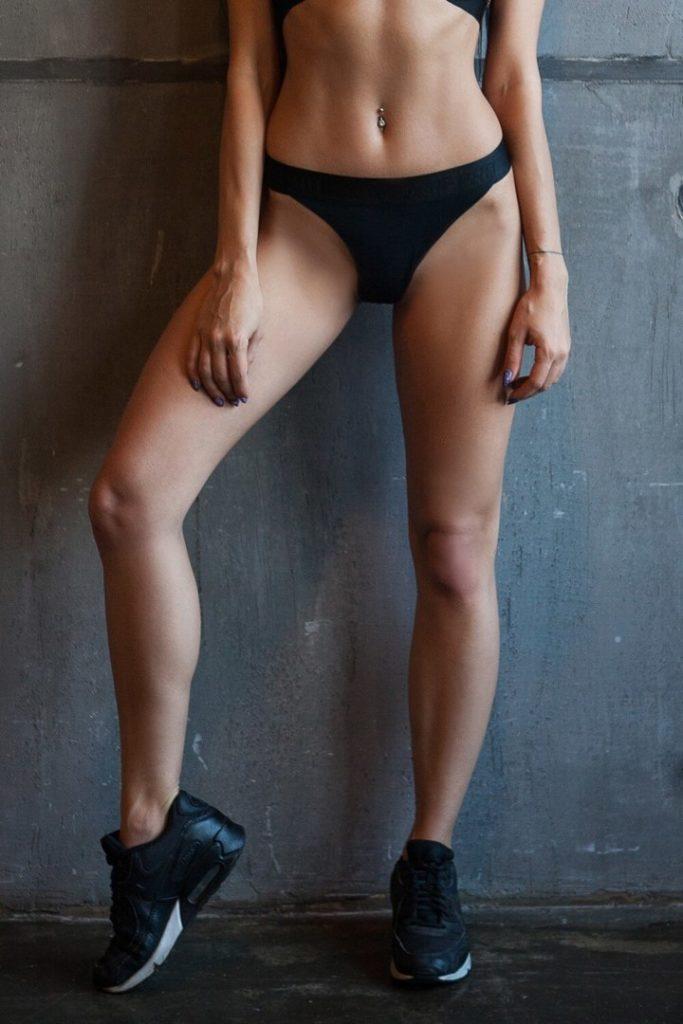 Спортивное белье стринги Sport String Black