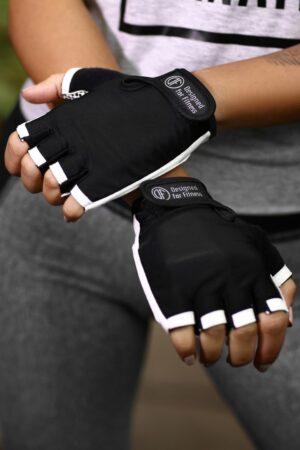 Перчатки для фитнеса Black N White (20%)