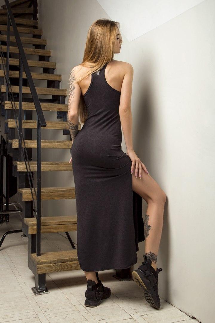 Платье Dark Grey