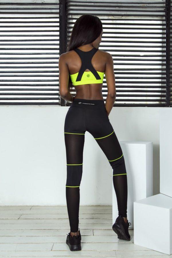 Комплект Sexy Shorts Lemon (Леггинсы и Топ)