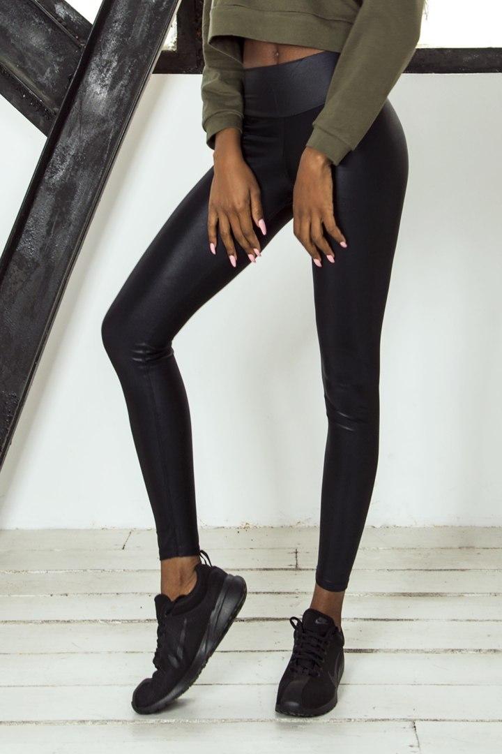 Леггинсы STREETWEAR Leather