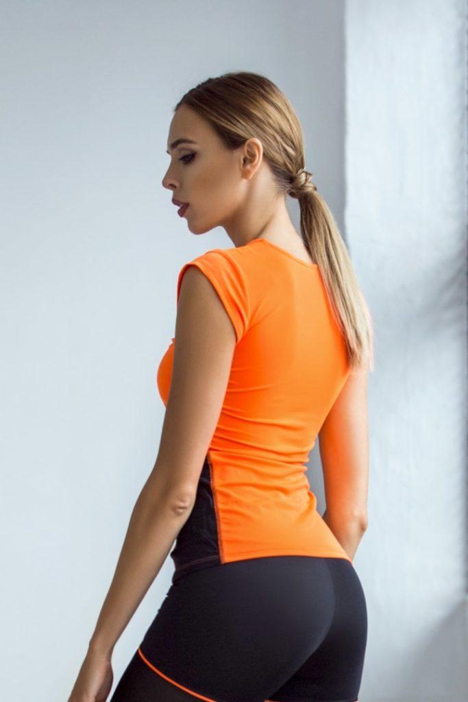 Спортивная футболка Orange