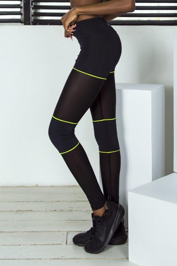 Лосины для спорта Sexy Shorts Lemon