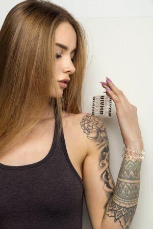 Резинка для волос Invisible (5 шт) (20%)
