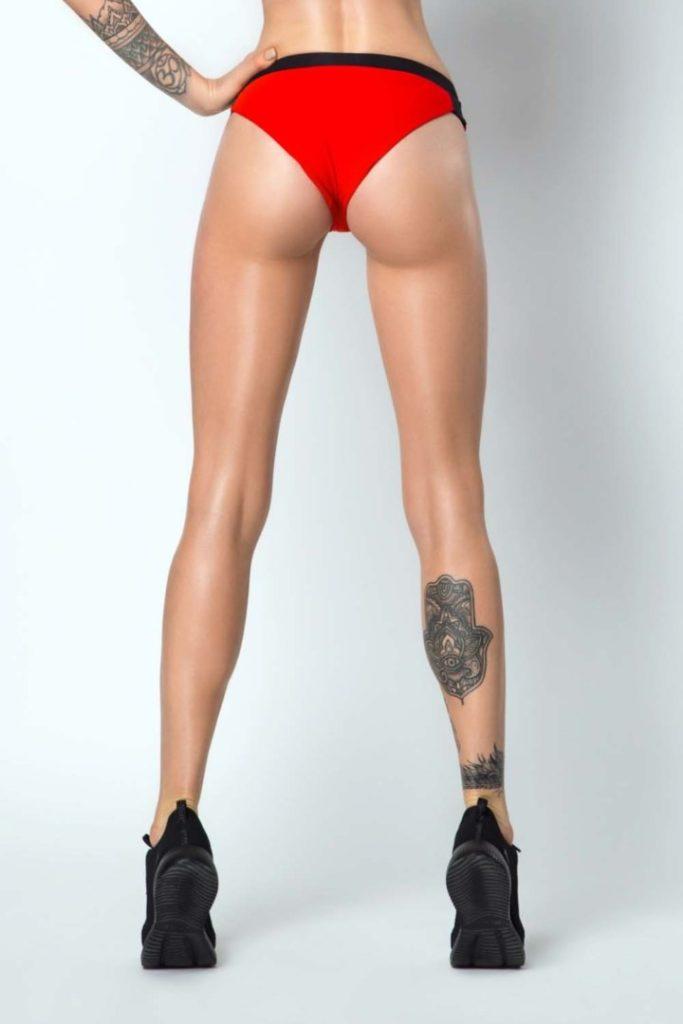 Плавки Surf Girl Red