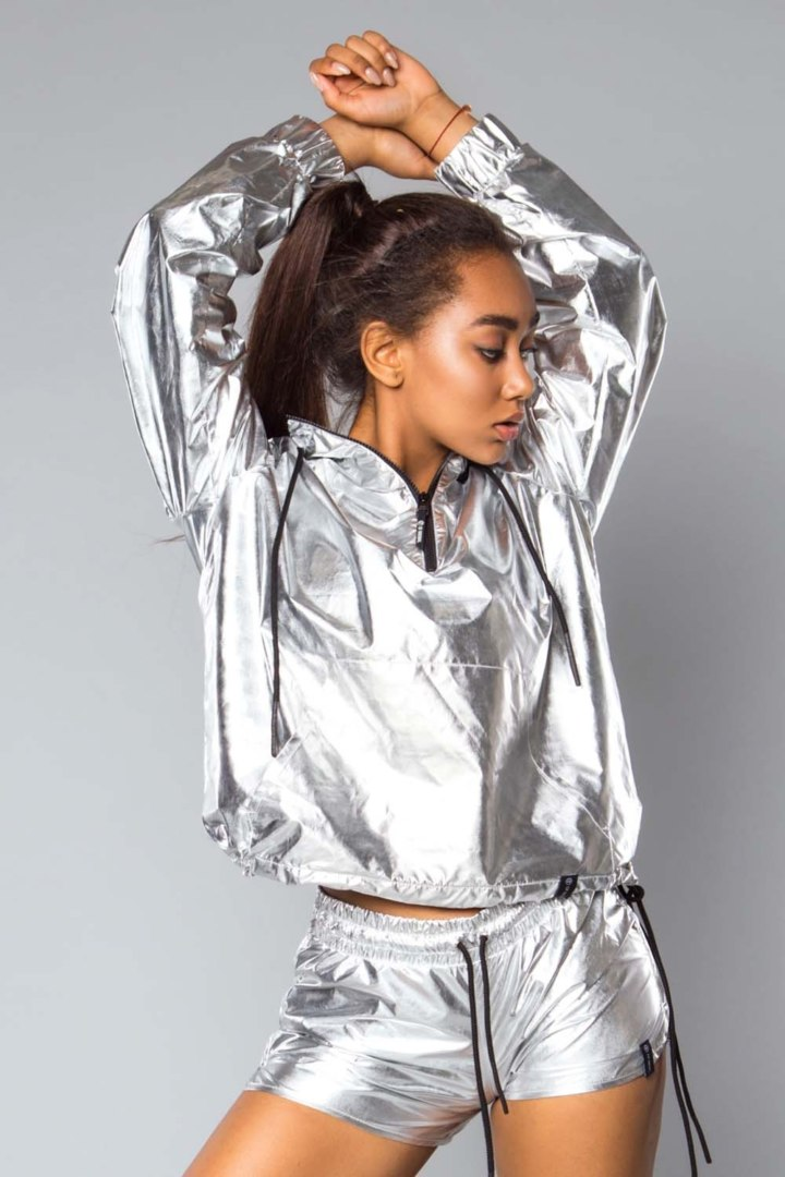 Женская ветровка Moon Silver