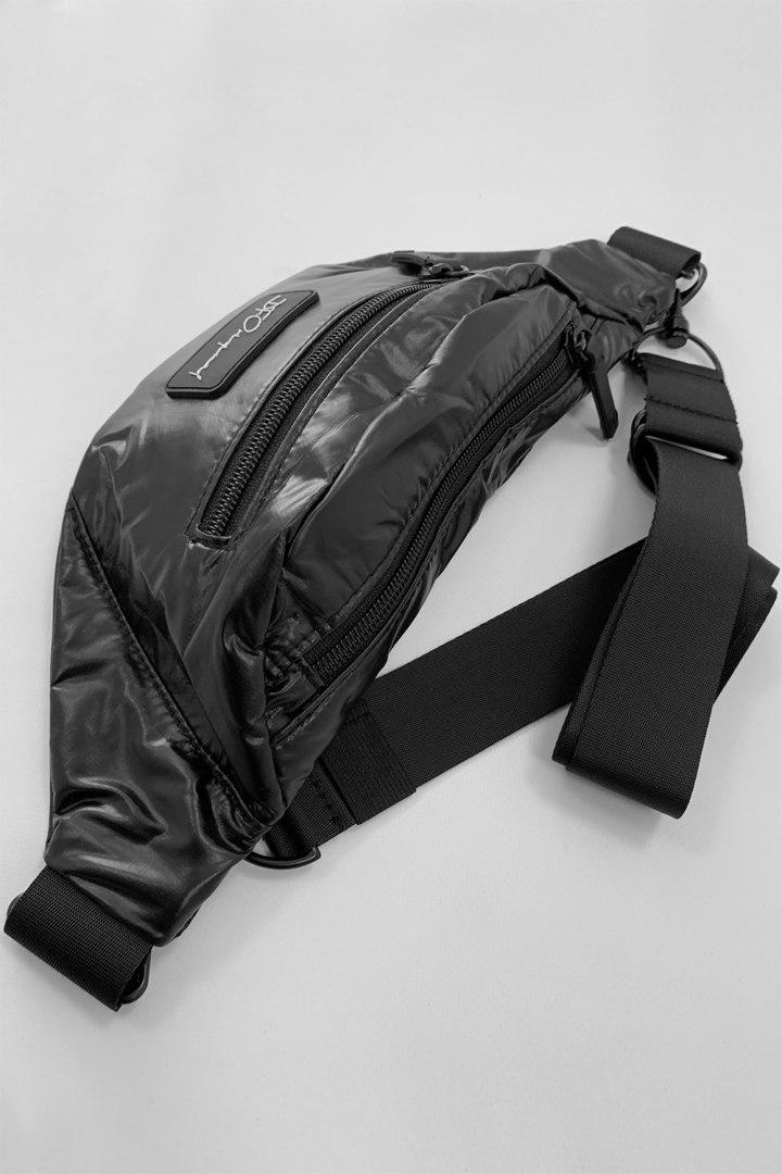 Поясная сумка Glossy Black