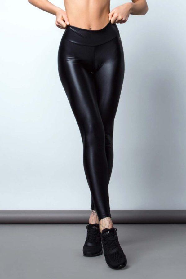 Женские Леггинсы Glossy Black