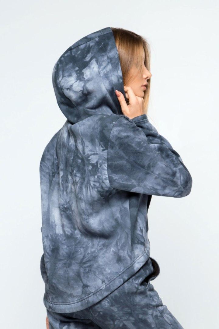 Женская кофта Tie-Dye