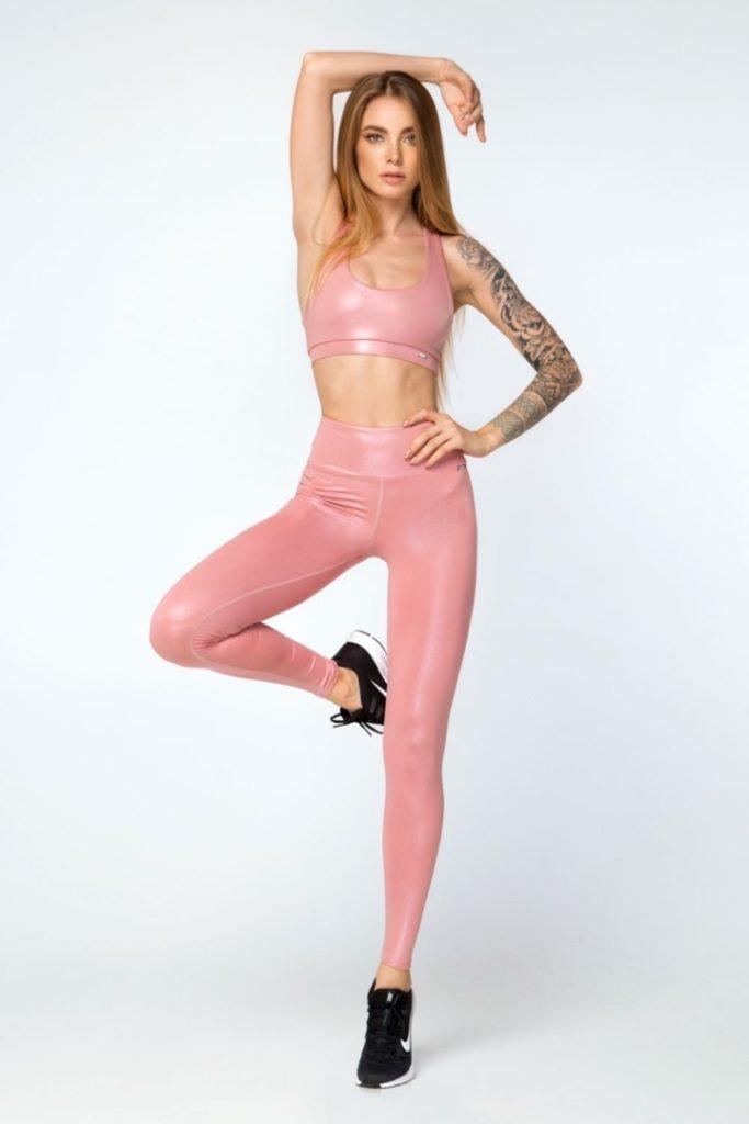 Женский комплект, костюм для фитнеса