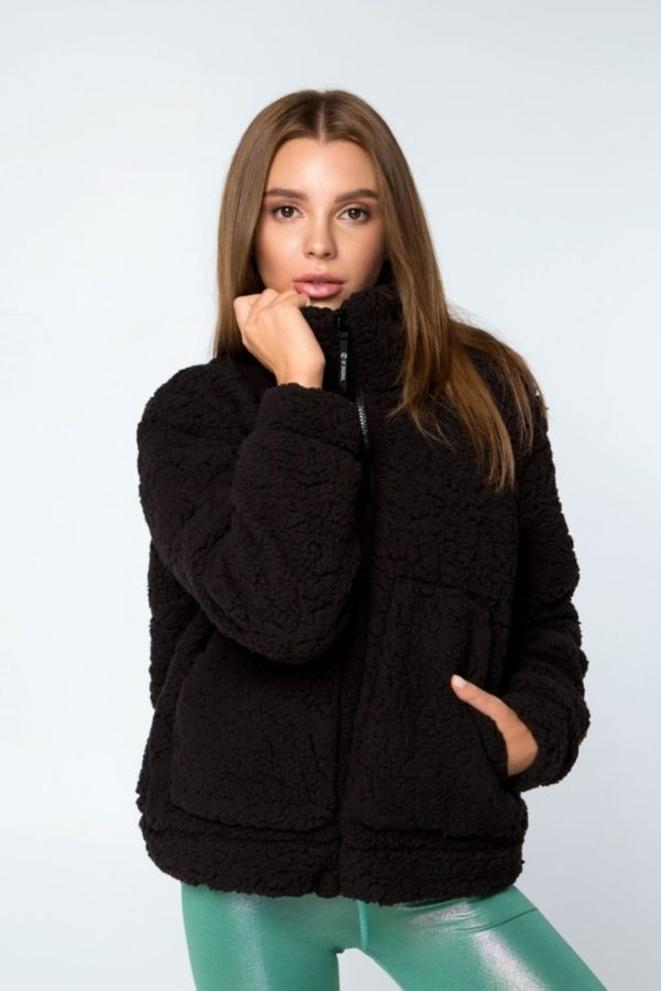 Женская теплая курточка