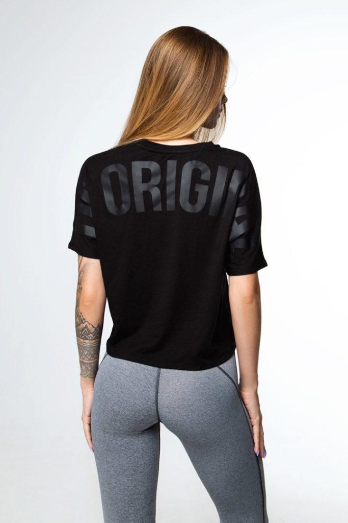 Женская мягкая футболка