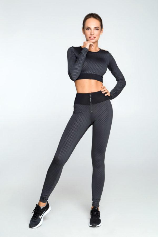 Женский комплект для фитнеса