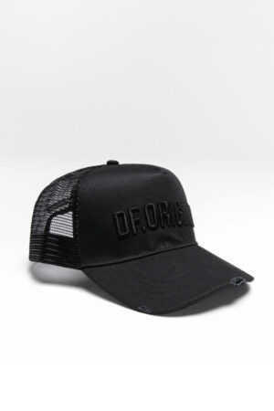 Бейсболка DF ORIGINAL Black (20%)