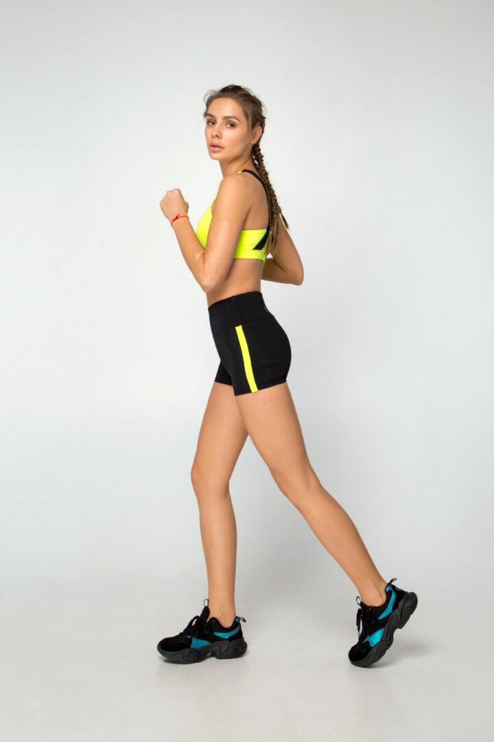Спортивный комплект для танцев, фитнеса и спорта.
