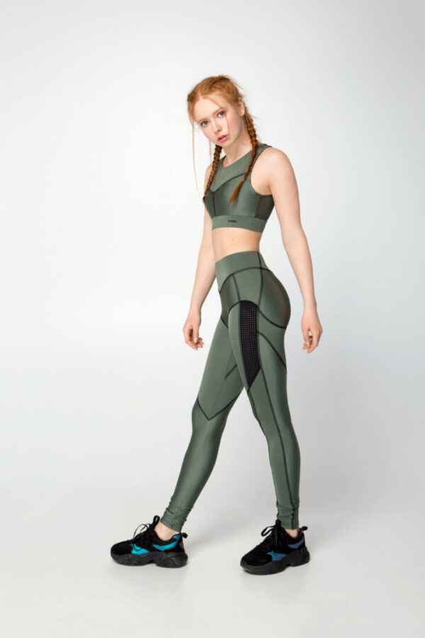 Спортивный комплект для танцев, йоги, фитнеса и спорта
