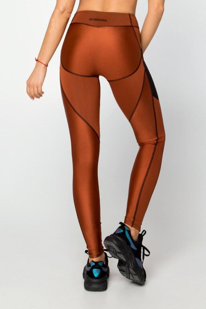 Женские леггинсы для спорта и фитнеса