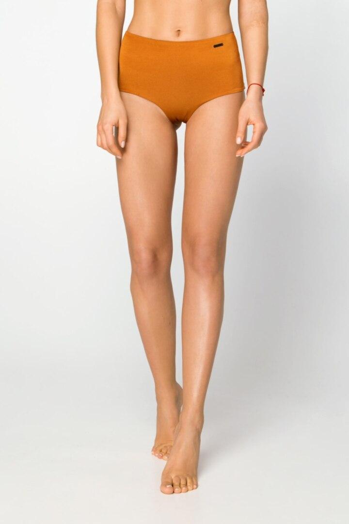 Женские плавки-шорты, низ от купальника