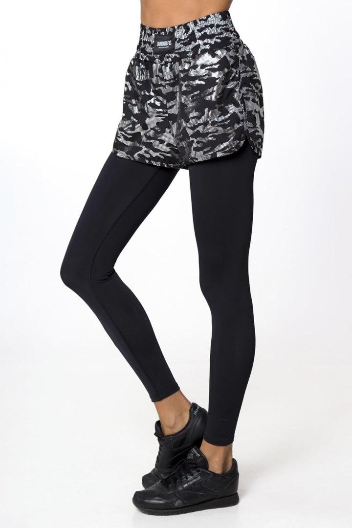 Женские леггинсы, лосины, шорты для фитнеса