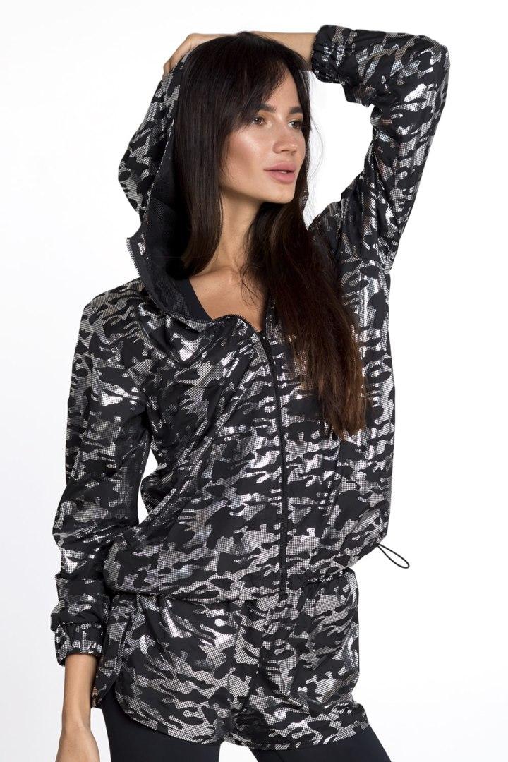Женская ветровка, курточка осеняя милитари