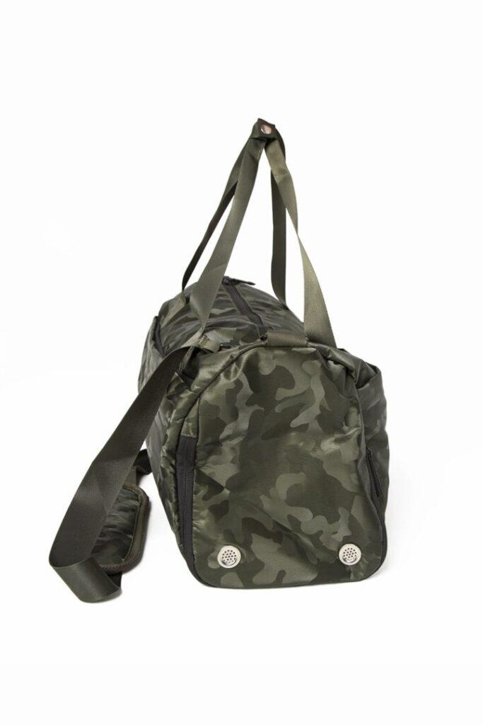 Спортивная сумка для спорта с принтом