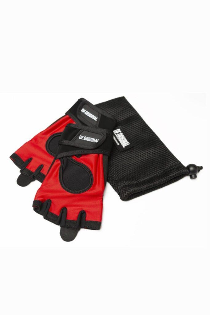 Перчатки для фитнеса яркий аксессуар