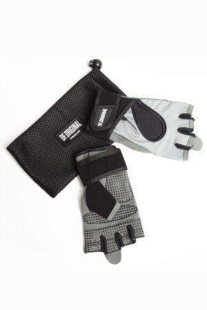 Перчатки для фитнеса DF Original Silver (20%)