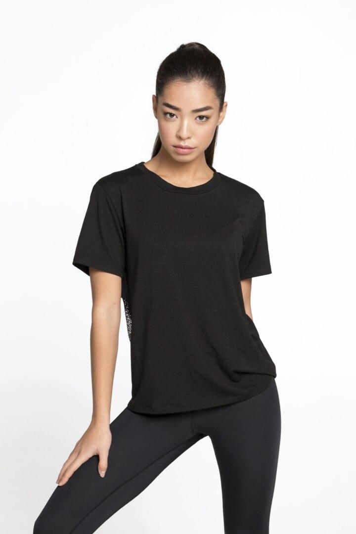 женская футболка для тренировок