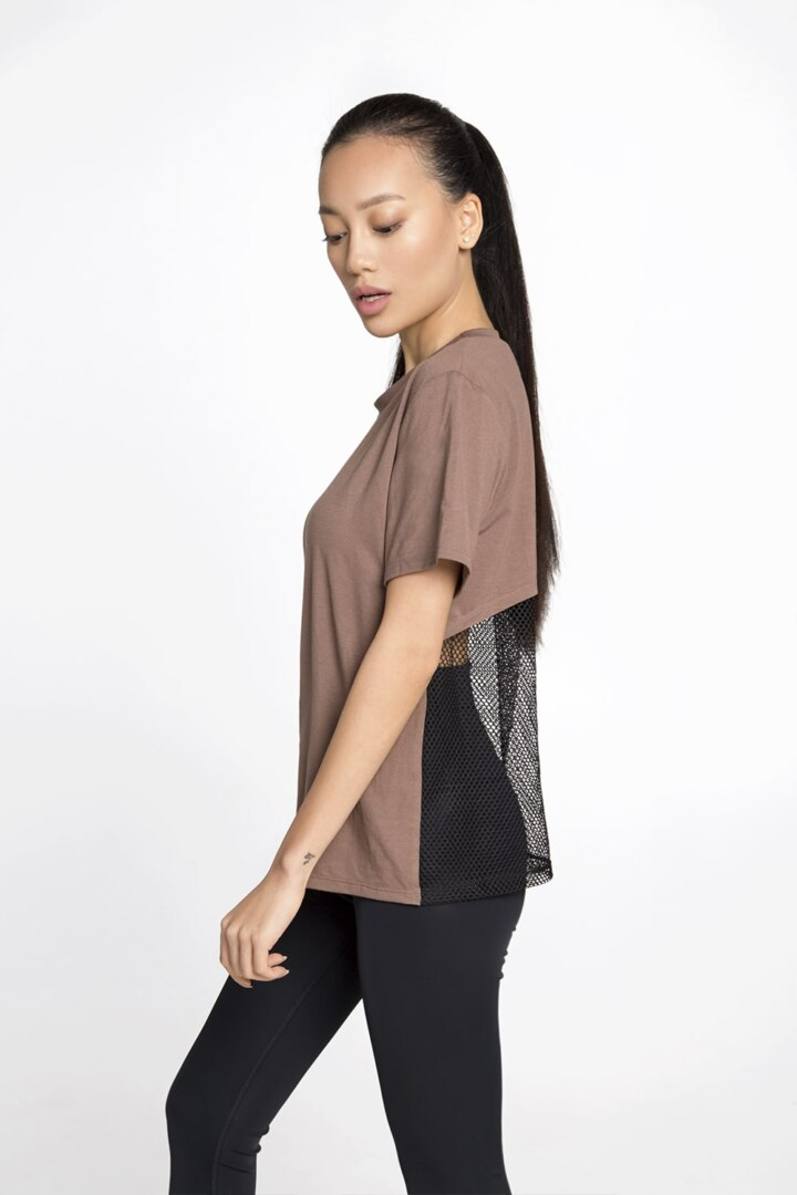 футболка с натуральной ткани