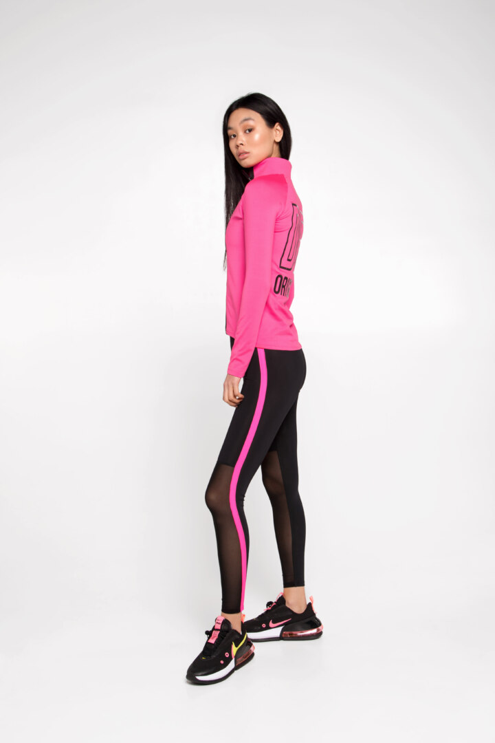 Женская спортивная куртка для тренировок и прбежек