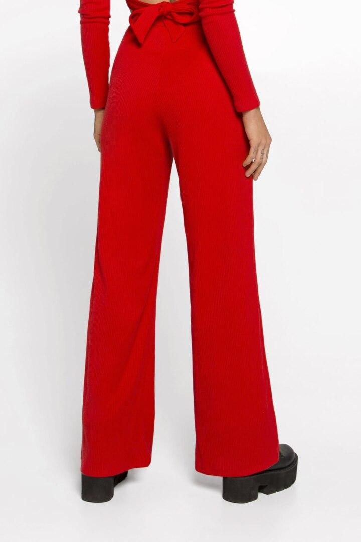 Спортивный женские штаны с высокой посадкой