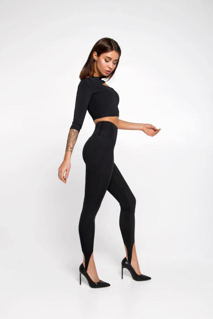 Комплект Alice лонгслив и леггинсы от Designed for Fitness
