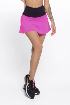Спортивная юбка с хорошей фиксацией