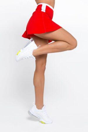 Женская юбка-шорты для фитнеса, тренировок и танцев