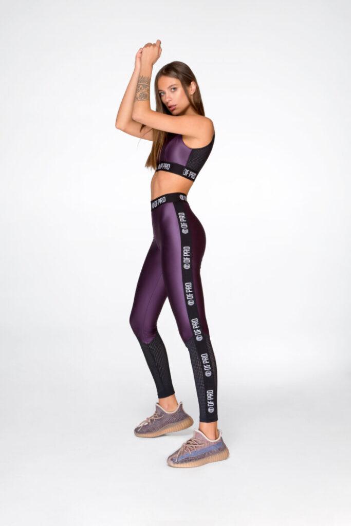 Дизайнерский комплект от Designed for Fitness
